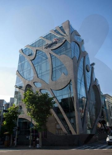 KT&G Sangsangmadang Design Square (KT&G 상상마당 디자인스퀘어)