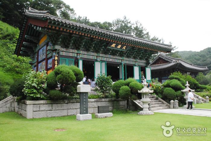Gwangdeoksa Temple (광덕사)