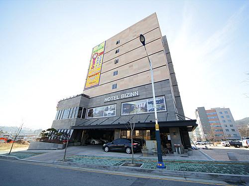 本昵客雅 BIZ INN酒店<br>베니키아 호텔 비즈인