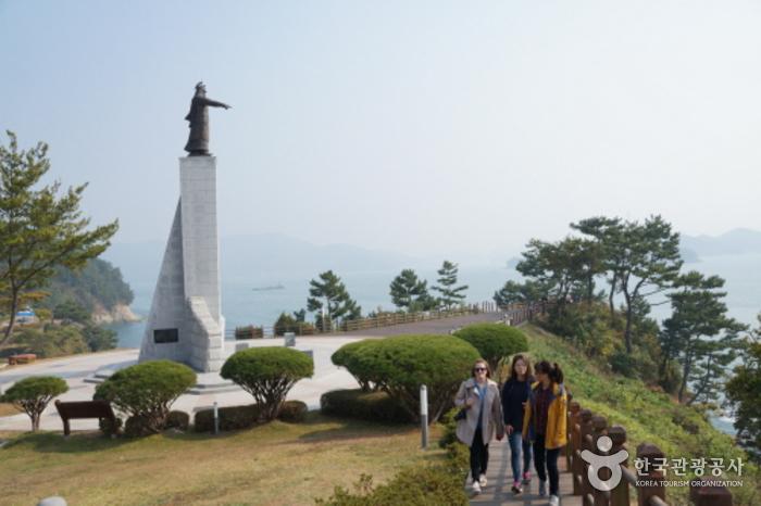 Парк имени адмирала Ли Сун Син (이순신공원)2
