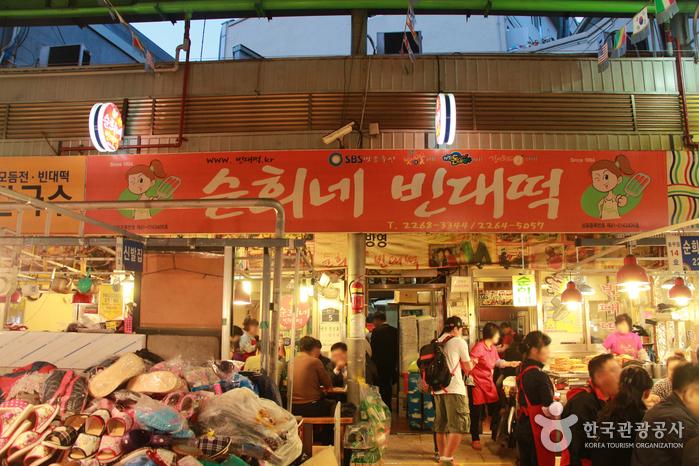 順熙家綠豆煎餅(순희네빈대떡)