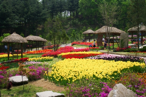 Yongin Agricultural Theme Park (용인농촌테마파크)