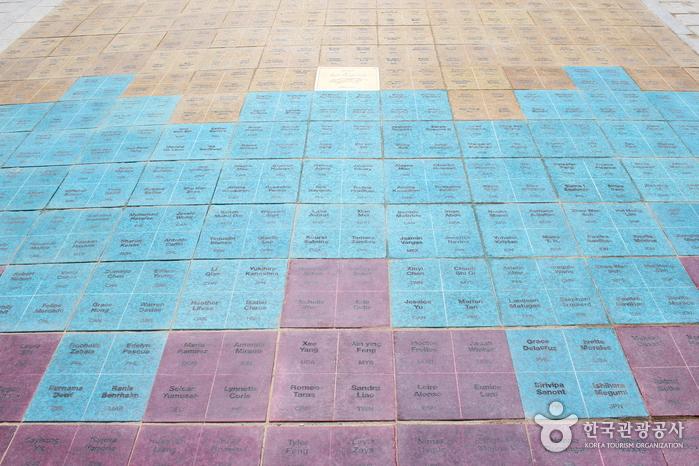 Sangsang-gil (Imaginary Road) (Buljonggeori-ro) (상상길(불종거리로))