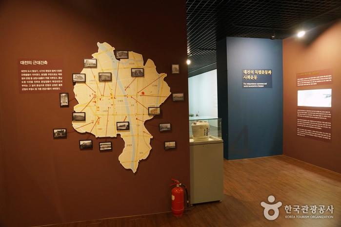 Daejeon Modern History Exhibition Hall (대전근현대사전시관(옛 충남도청사 본관))