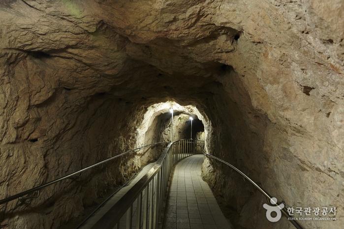 Höhle Cheondongdonggul (천동동굴)