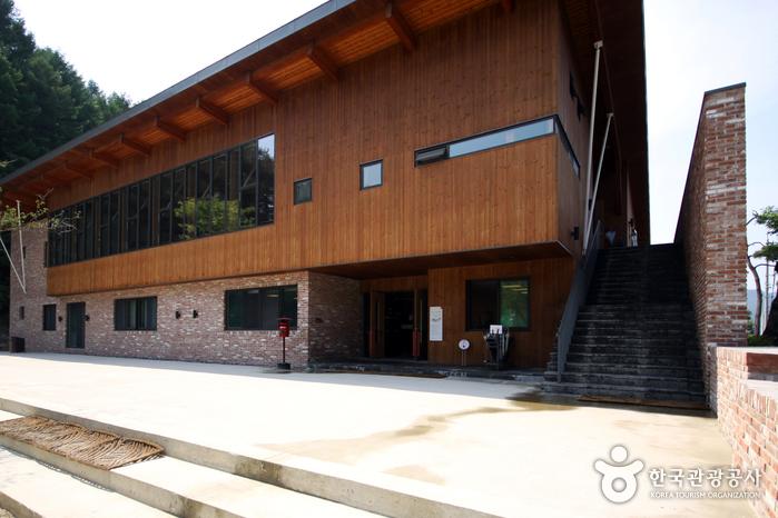 금산지구별그림책마을 본관 건물