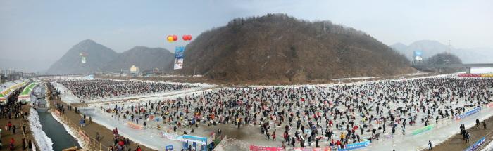 Jarasum Singsing-Winterfestival (자라섬씽씽겨울축제)