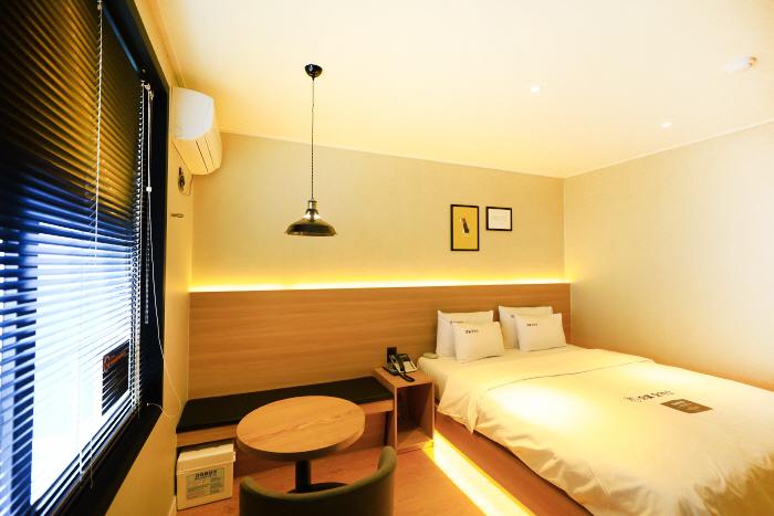 母岳山モーテル[韓国観光品質認証] (모악산모텔[한국관광품질인증/Korea Quality])
