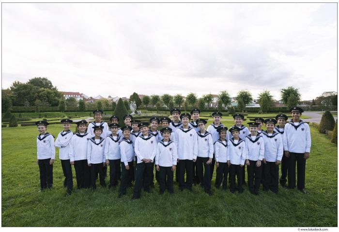 빈 소년 합창단 신년음악회 2020