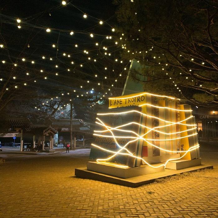 남이섬 겨울축제 'Winter Wonder Nami Island' 2020