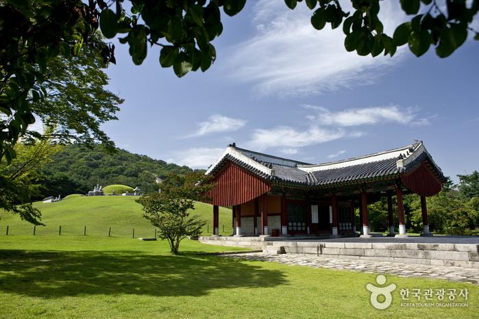 Uireung Royal Tomb [UNESCO World Heritage] (서울 의릉(경종, 선의왕후) [유네스코 세계문화유산])