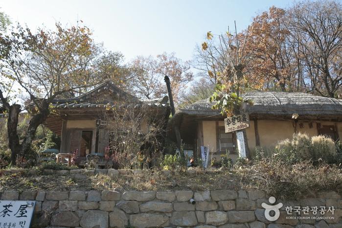Uhyangdaok House (Yuyeonje) (유연제-우향다옥)
