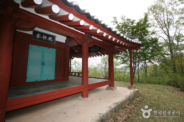 Павильон Мёнанчжон (면앙정) 9