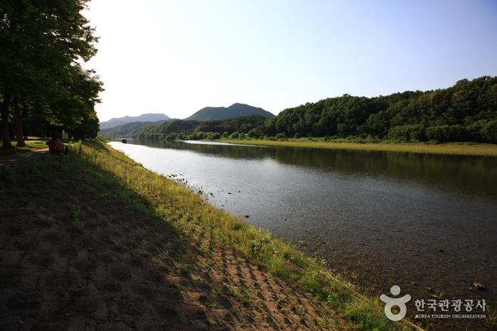 松湖国民観光地(陽山八景)(송호국민관광지(양산8경))