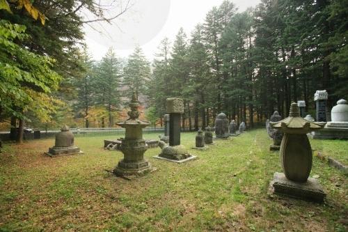 Woljeongsa Temple (월정사 (오대산))