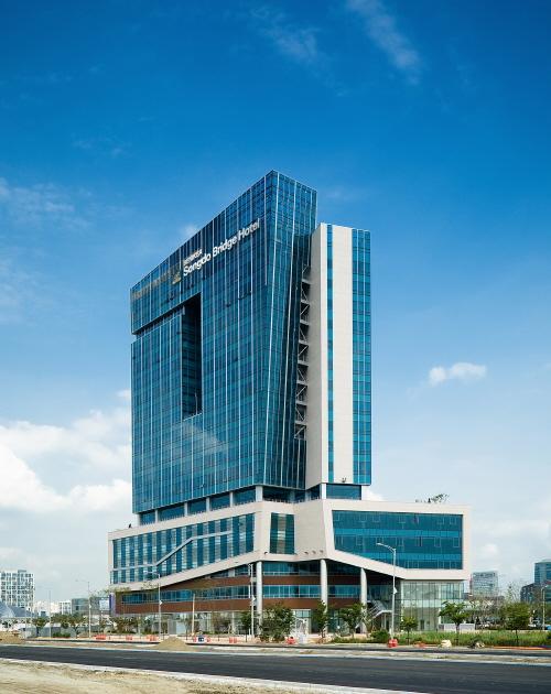 BENIKEA Premier Songdo Bridge Hotel (베니키아 프리미어 송도브릿지호텔)