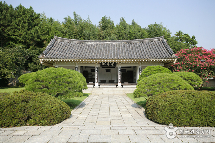 Мемориальный храм Чхуннёльса в Пусане10