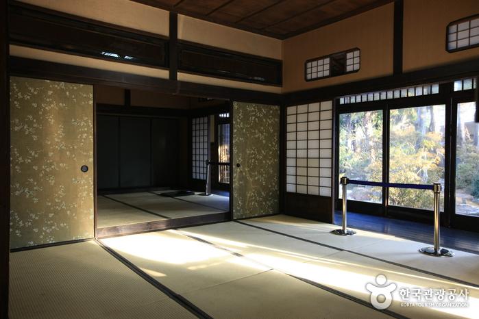 Японский традиционный дом в Кунсане (Дом Хироцу) / (군산 신흥동 일본식가옥(히로쓰 가옥)) 16