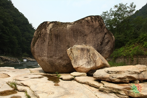 Seonam Valley (Haseon Rock) (선암계곡(하선암))