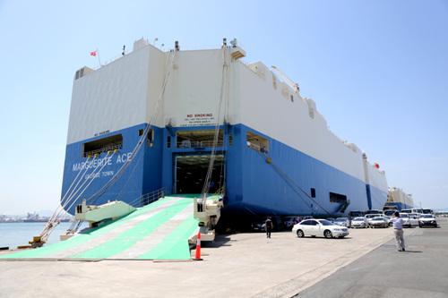 Werk Ulsan von Hyundai Motor (현대자동차 울산공장)