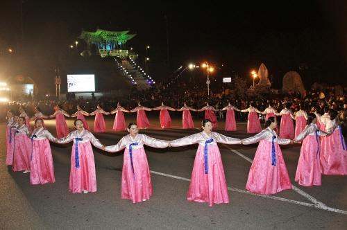 Yeongdeok Sunrise Festival (영덕 해맞이축제)