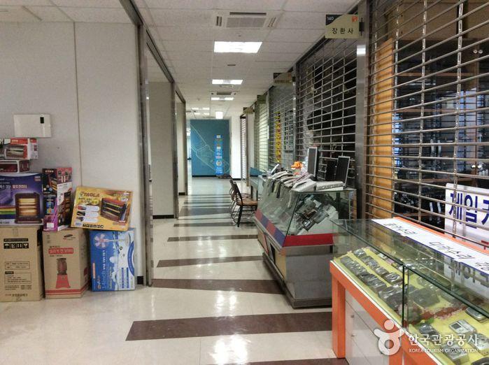 Sewoon Electonics Department Store (세운전자상가(세운전자플라자))