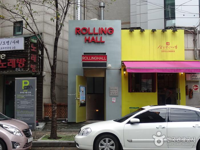 Концертный зал «Rolling Hall» (롤링홀)