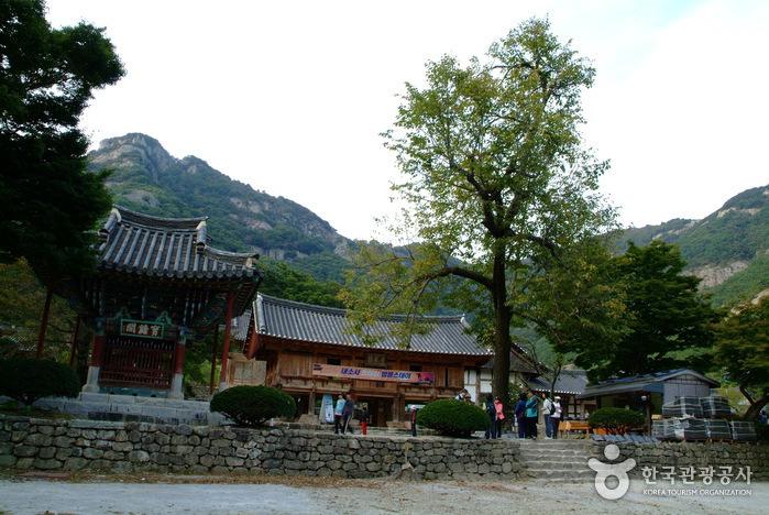Naesosa Temple (Buan...