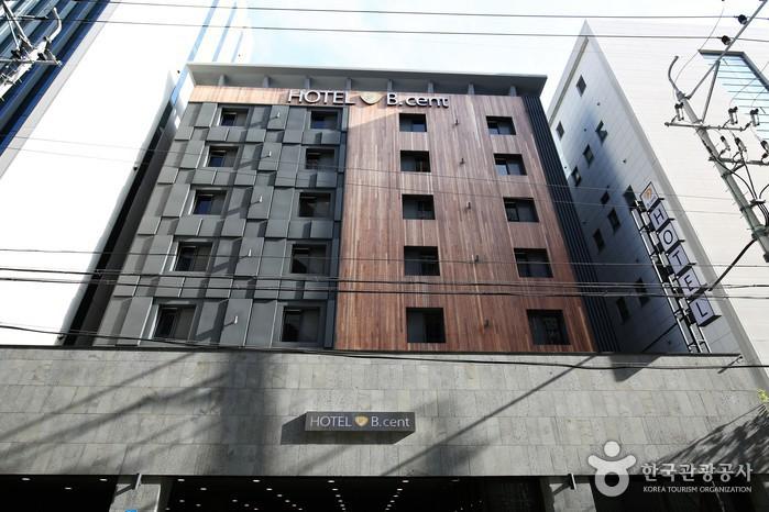 ビーセントホテル[韓国観光品質認証]<br>(비센트호텔[한국관광품질인증/Korea Quality])