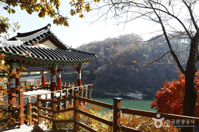 Nationales Ausflugsgebiet Goseokjeong (고석정국민관광지)