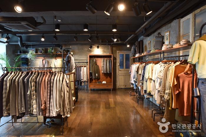 시리즈코너 이태원점[한국관광 품질인증/Korea Quality]