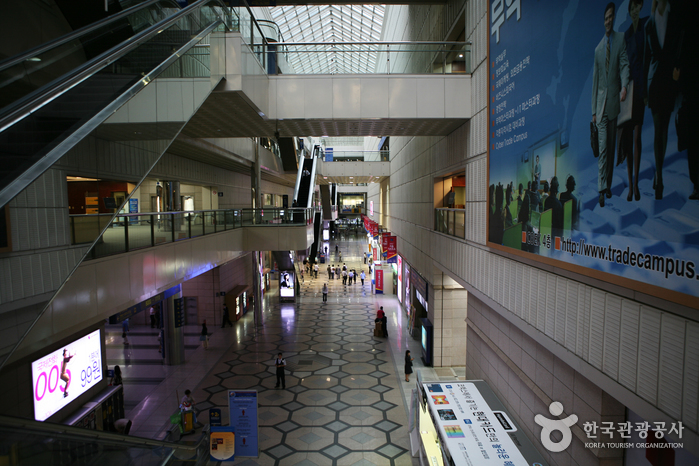 Trash: COEX Mall (코엑스몰)