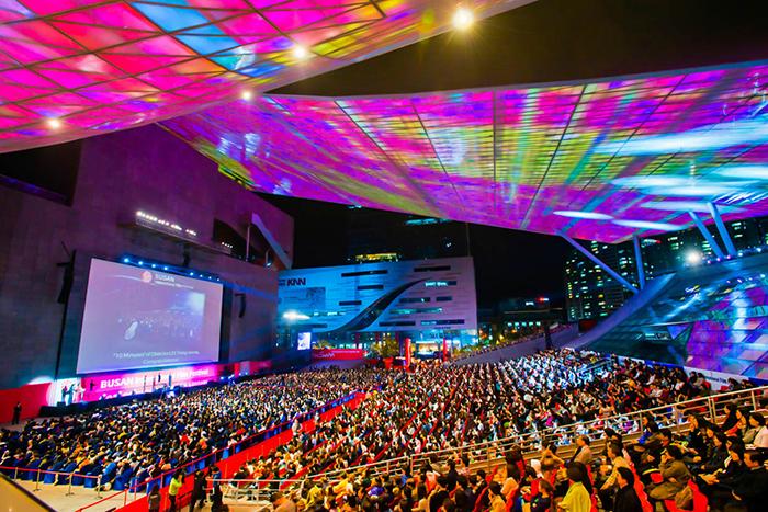 Пусанский международный кинофестиваль (부산국제영화제)