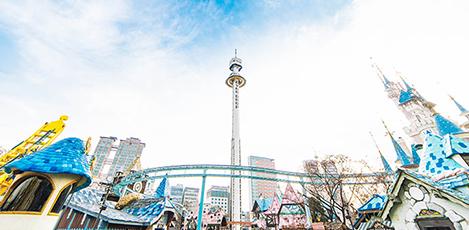 2016年の韓国の人気観光スポットトップ10
