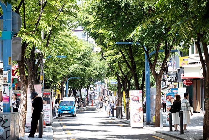青年街(文化街区)