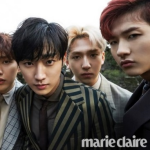 <strong>B1A4 Featured in the March Issue of ′Marie Claire′</strong> image