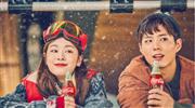 金妍儿&朴宝剑新广告再次重逢!