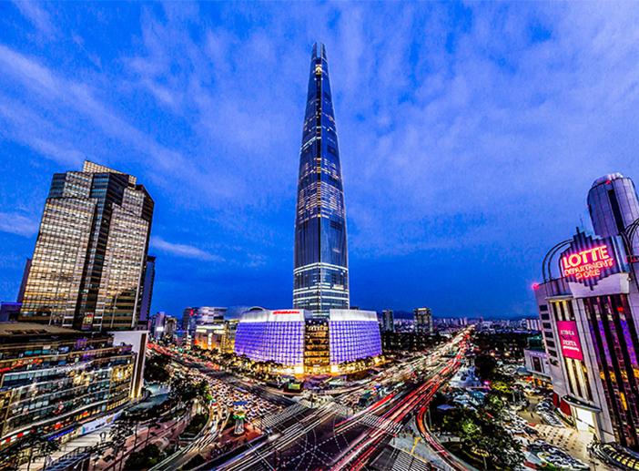 Lotte World Tower & Lotte World Mall