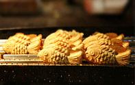 鱼形面包 / 菊花面包 / 鸡蛋面包