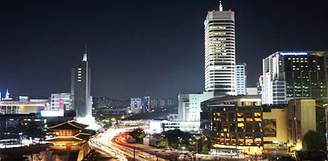 彻夜狂欢!首尔夜游!
