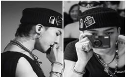 Харизматичная фотосессия G-Dragon из BIGBANG для журнала ′Harper′s Bazaar Korea′