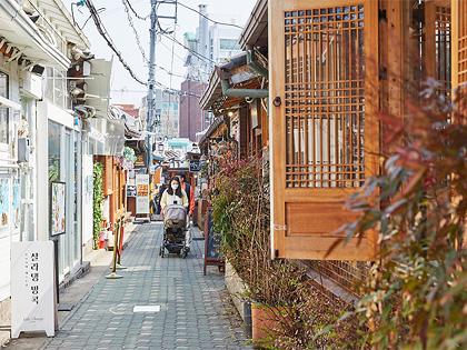 在首爾市區的迷宮中尋寶,益善洞探訪之旅!