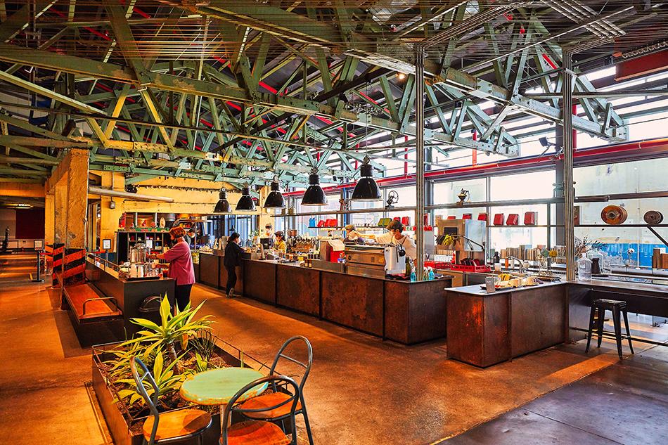 Terarosa咖啡厅