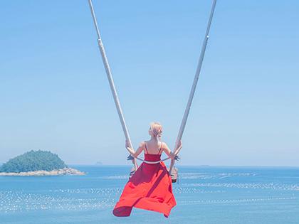 尽享南海浪漫的丽水之旅