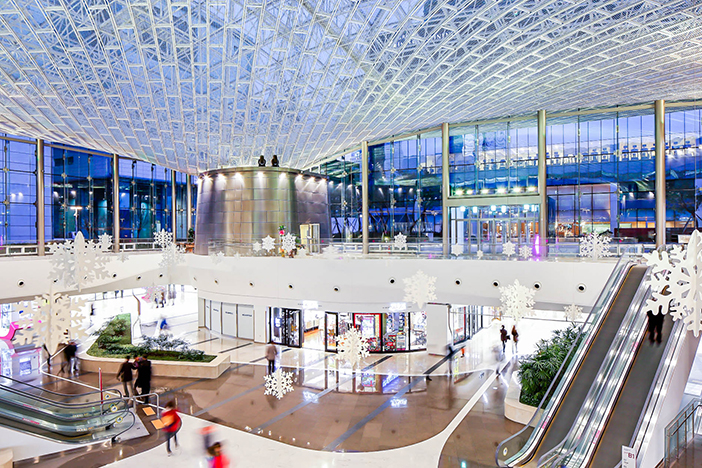 Stores in Starfield COEX Mall (Credit: Starfield COEX)