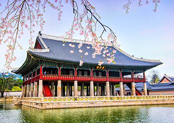照片) 景福宫内的庆会楼