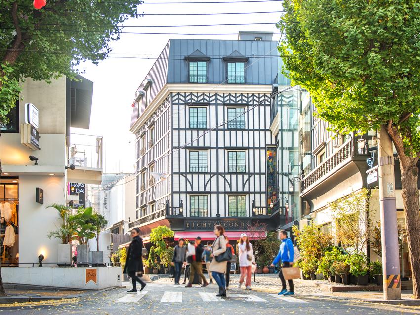 Calle de Sinsa-dong