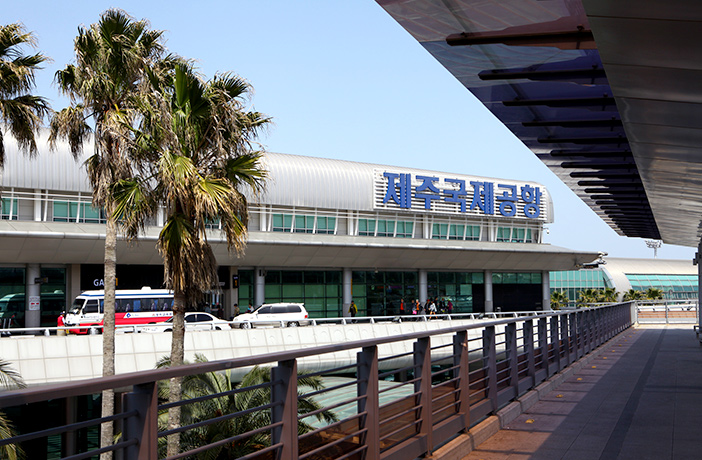 Aéroport international de Jeju
