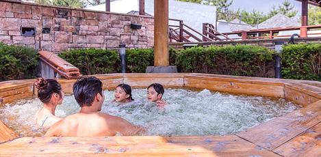 今年の冬は韓国の地方でぽっかぽか!<br>身も心も温まる韓国湯けむり紀行!