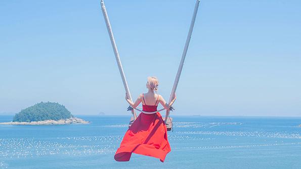 Romantic Trip to the Southern Sea in Yeosu